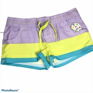 Maui and Sons Board Shorts Pastel Colors Brand New